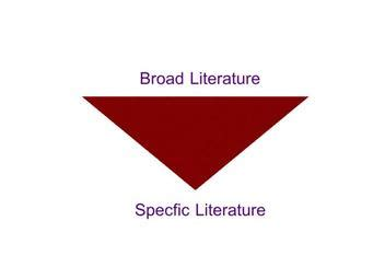 Discuss the importance of literature review to a researcher